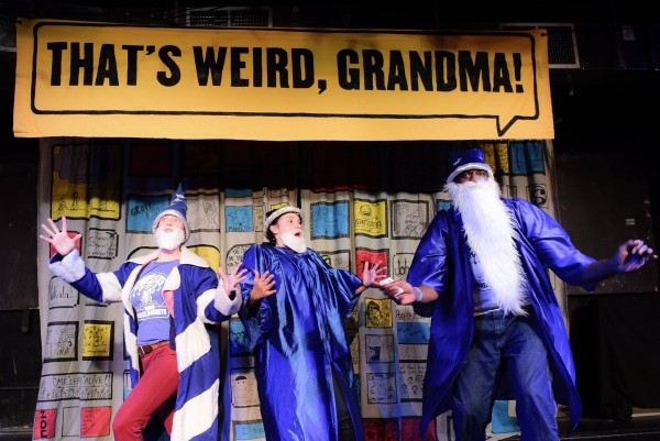 That's Weird Grandma Barrel of Monkeys Group Sales