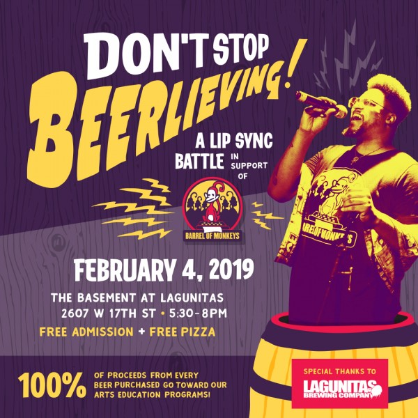 Don't Stop Beerlieving