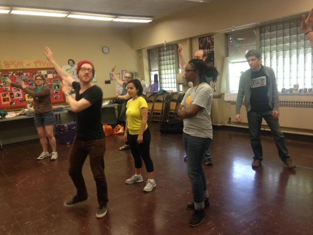 Dixon rehearsal