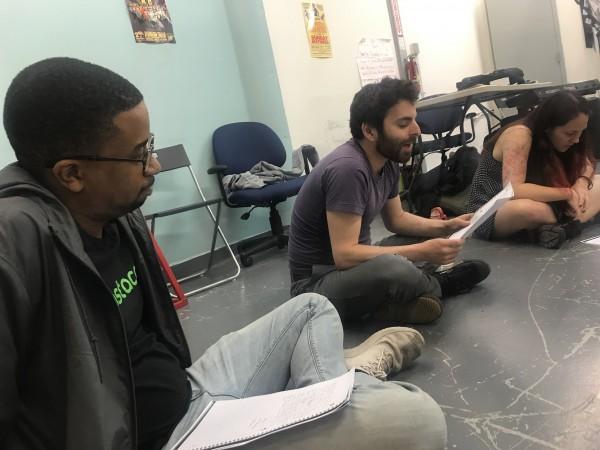 barrel of monkeys chicago rehearsal