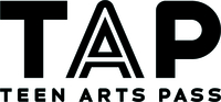 Teen Arts Pass logo